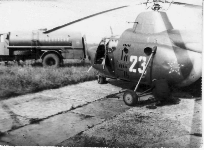 68-я отдельная вертолетная эскадрилья (город Ужур)